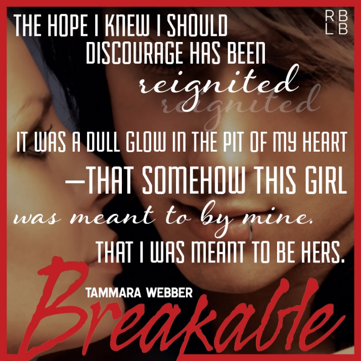 Breakable-Promo